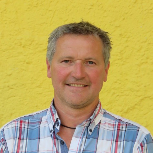Herbert Pichler SPÖ-GR-Kandidat Hochburg-Ach NR. 1